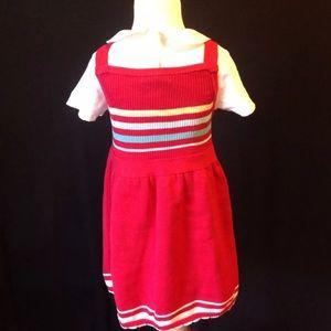 Janie Jack girls BY THE SEASHORE dress shirt 4T